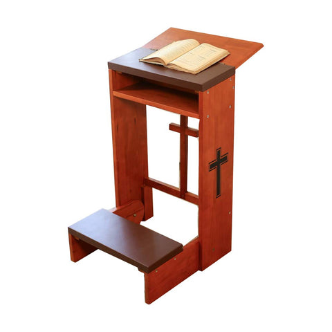 Prayer Bench Stool Table Chair