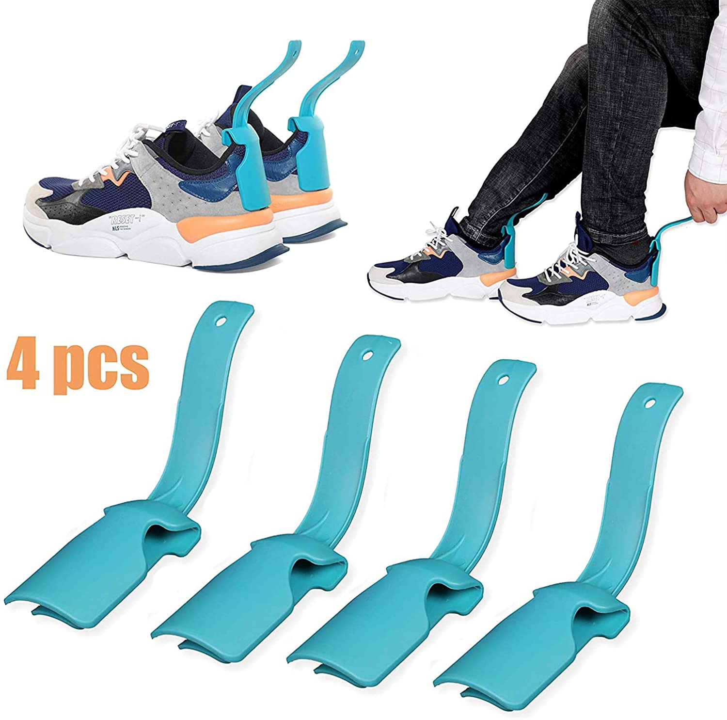 Lazy Shoe Lifting Helper (4 pcs)