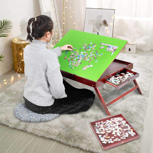 Wooden Jigsaw Puzzle Tables(Smaller Size)