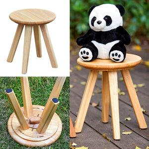 Fanwer Wooden Stool