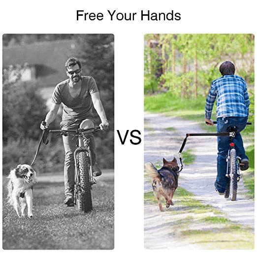 Dog Bike Leash-6
