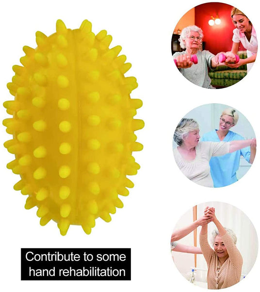 Grip Ball for Finger & Hand Exerciser and Strengthener