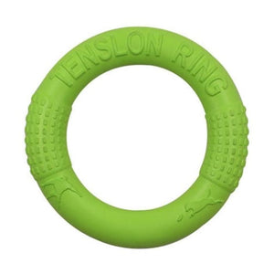2019 Dog Flying Discs Pet - green / diameter 6.69inch