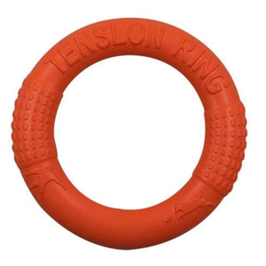 2019 Dog Flying Discs Pet - orange / diameter 6.69inch