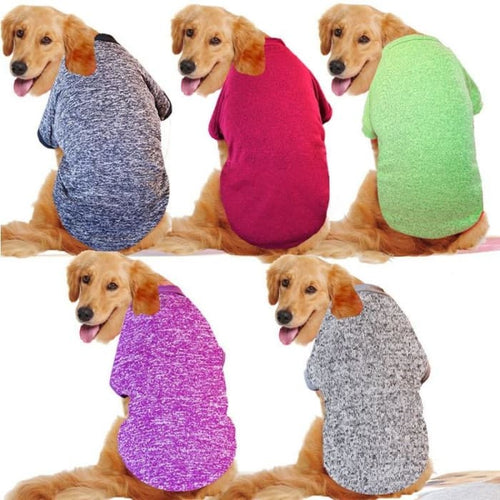 Big Dog Clothes Winter Large