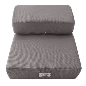 Dog Bed Cushion Mat Folding - Coffee / One Size
