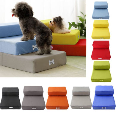 Dog Bed Cushion Mat Folding