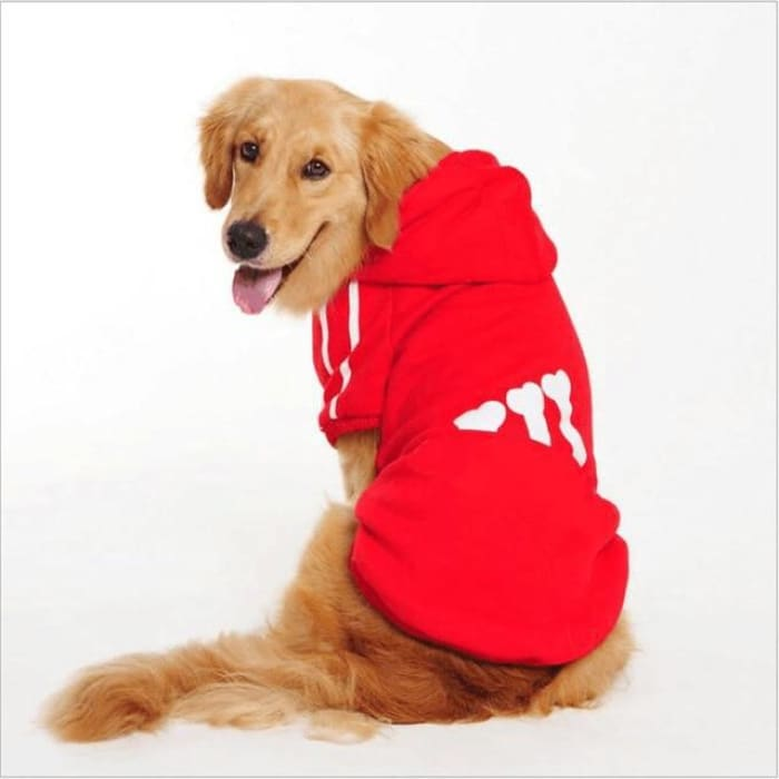 Large Warm Dog Clothes Puppy - 03 / S
