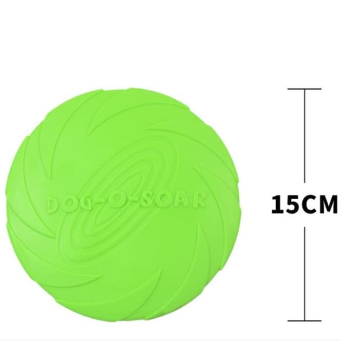 Pet toys New Large Dog Flying Discs - 15cm / as picture size