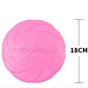 Pet toys New Large Dog Flying Discs - 18cm 2 / as picture size