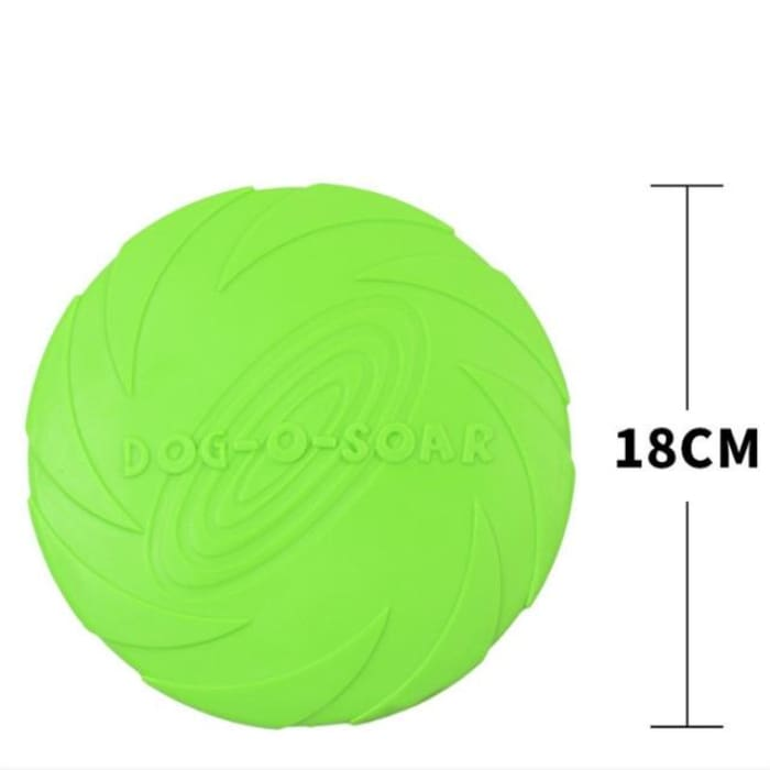 Pet toys New Large Dog Flying Discs - 18cm / as picture size