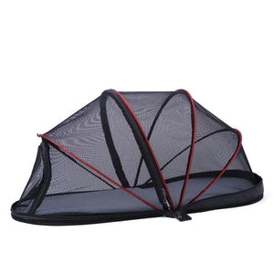 Portable Folding Pet Tent Dog House tente - C1 / L