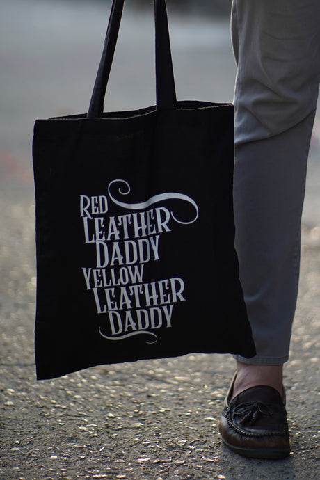 Tongue Twister Tote Bag