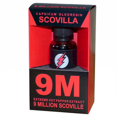 9 Million Scoville Extreme Hot Pepper Extract