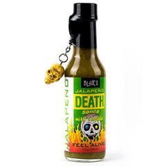 Blair's Jalapeno Death Hot Sauce with Tequila