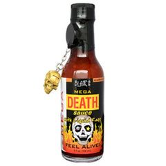 Blair's Mega Death Hot Sauce with Liquid Rage