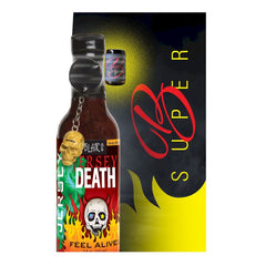 Blair's Jersey Death Hotsauce with Super B