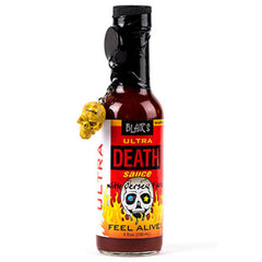 Blair's Ultra Death Hot Sauce with Jersey Fury