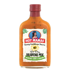 HOT MAMAS No. 3 Cap Canas Jalapeno Mix