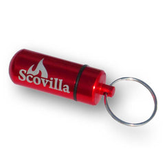 Scovilla Red Savina Chili Powder in a BOMB