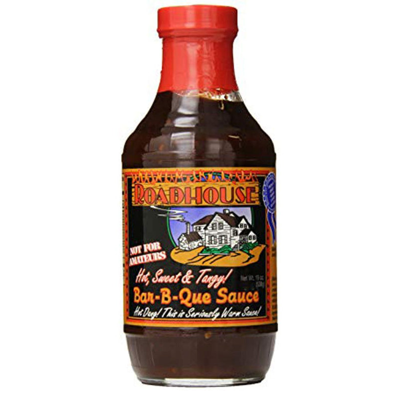 Roadhouse Barbecue Sauce, Hot, Sweet and Tangy