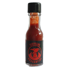 Scovilla Dragonfire Extreme Hot Sauce