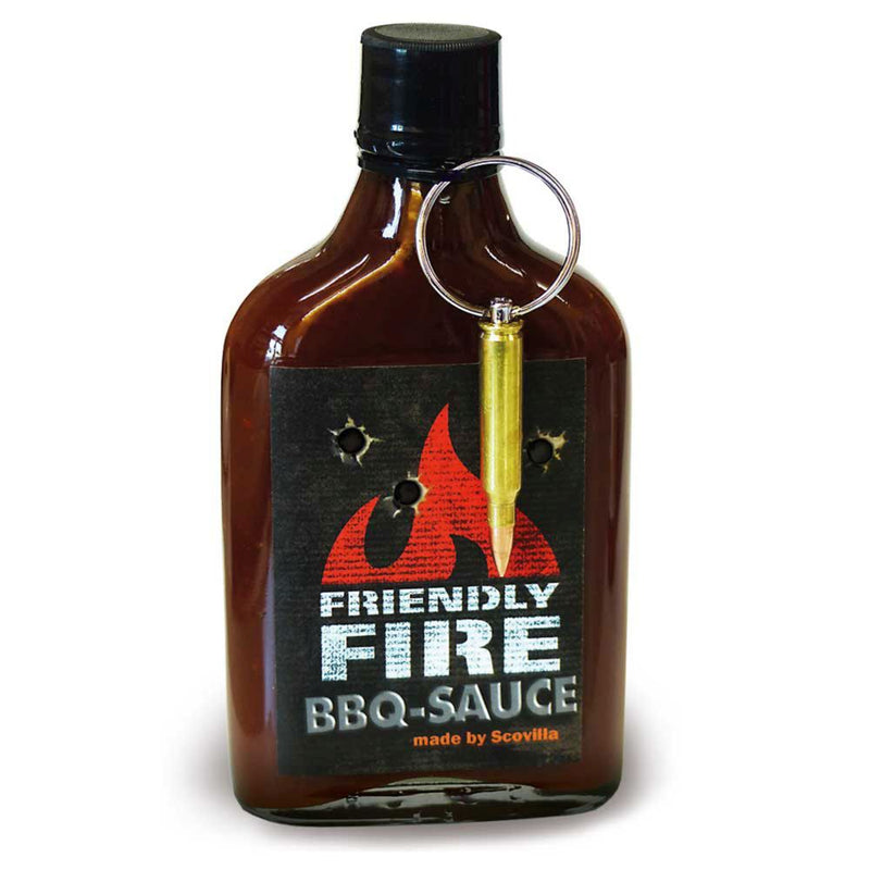 Friendly Fire BBQ Sauce