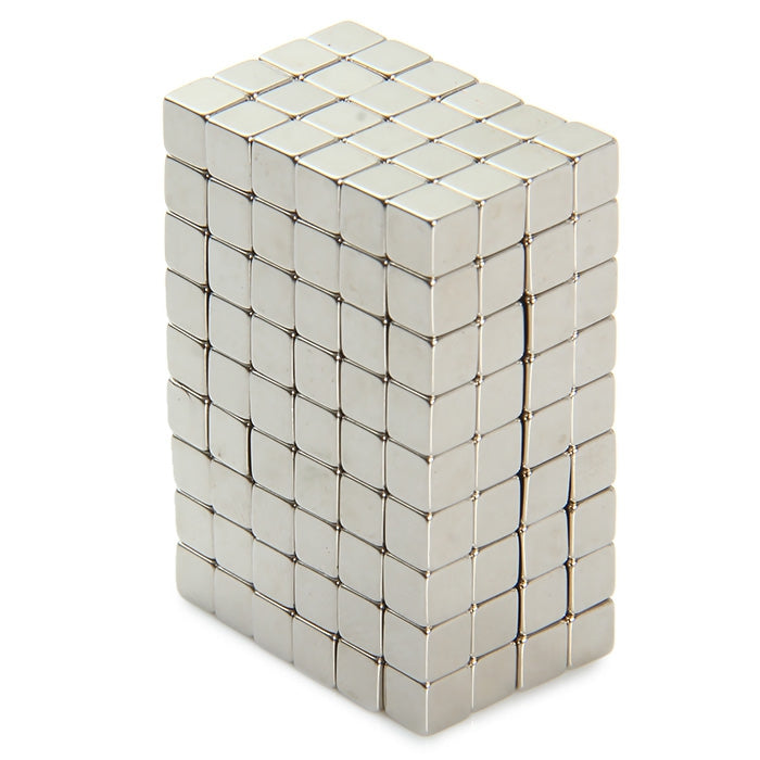 Square Magnetic Block Puzzle