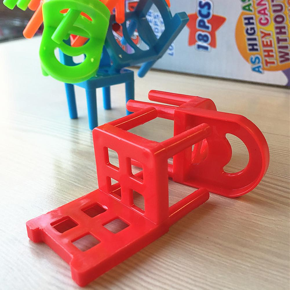 Balance Chairs Board Game Kids