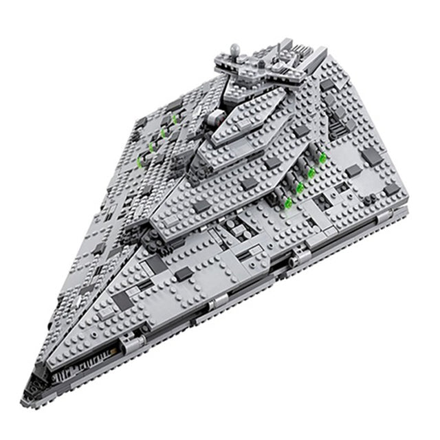 Lepin The First order Star Model Destroyer Set