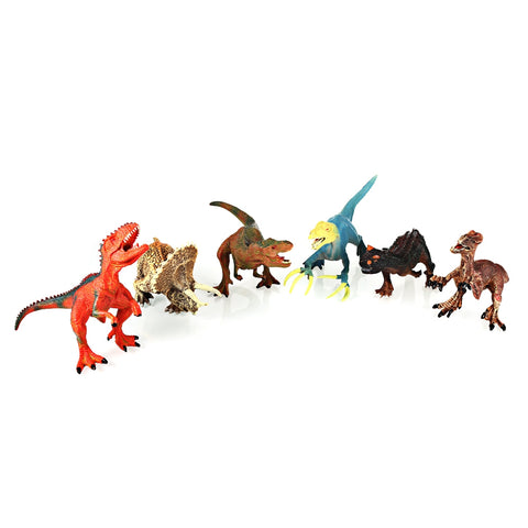 Toy Dinosaur Figurines