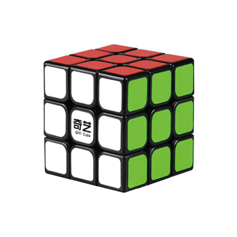 Speed For Magic Cube Puzzle