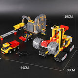Lepin Toy Mining Experts Site Set