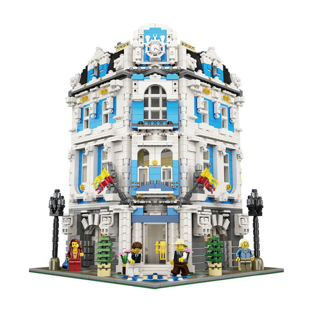 Lepin The Sunshine Hotel Set