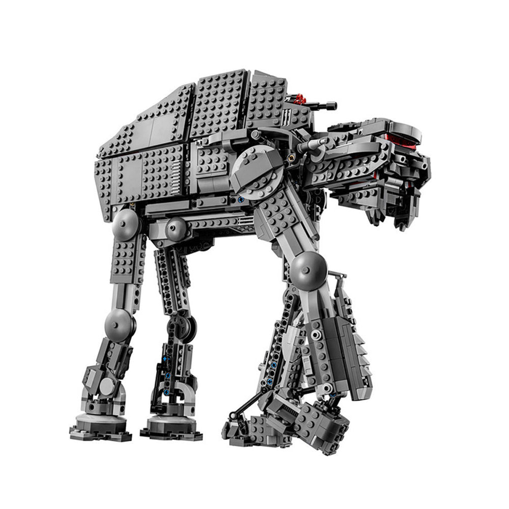 Lepin The First order heavy assault walker Set