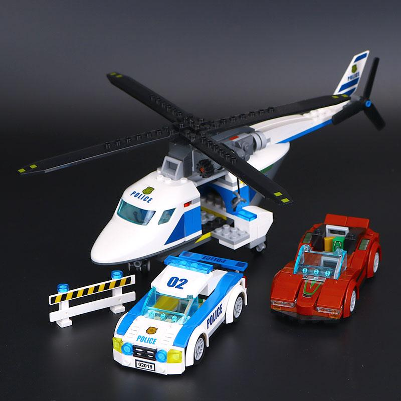 Lepin The High-Speed Chase Set