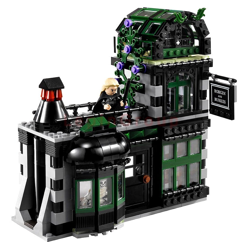 Lepin The Diagon Alley Set