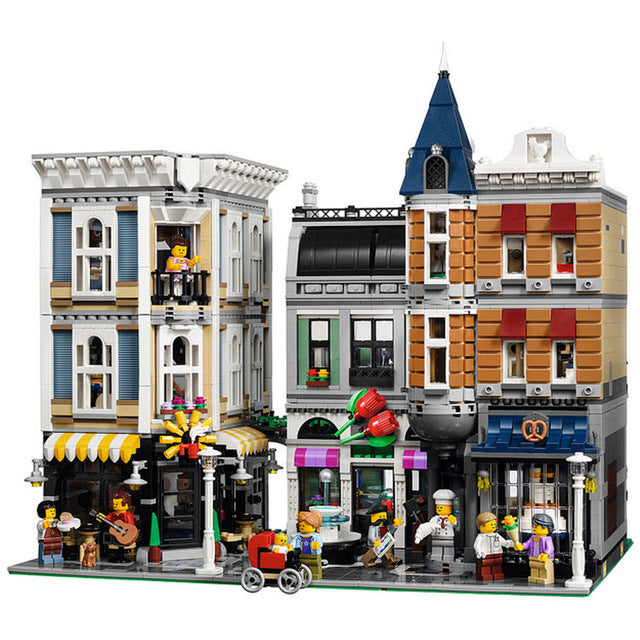 Lepin The Assembly Square Set