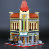 LEPIN Palace Cinema Model