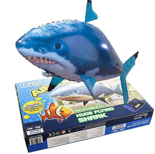 RC Flying Shark Balloon