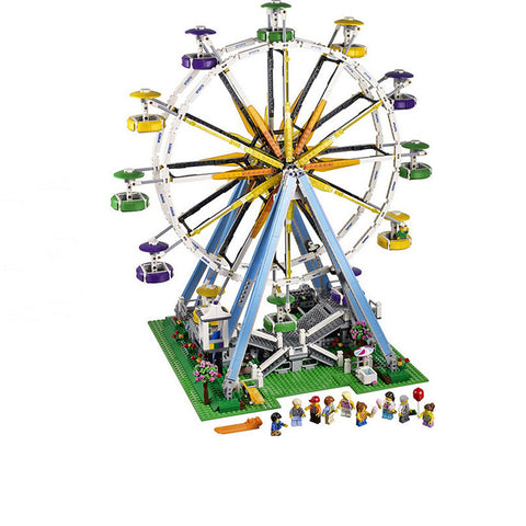 LEPIN City Expert Ferris Wheel Model