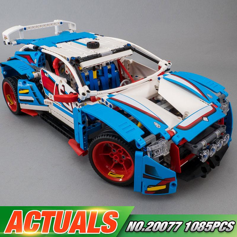 Lepin The Rally Car Set