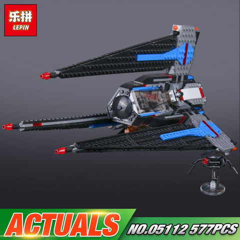 Lepin Star Series The Tracker