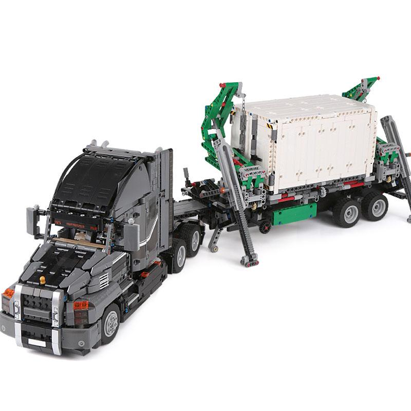 Lepin The Mack Big Truck Set