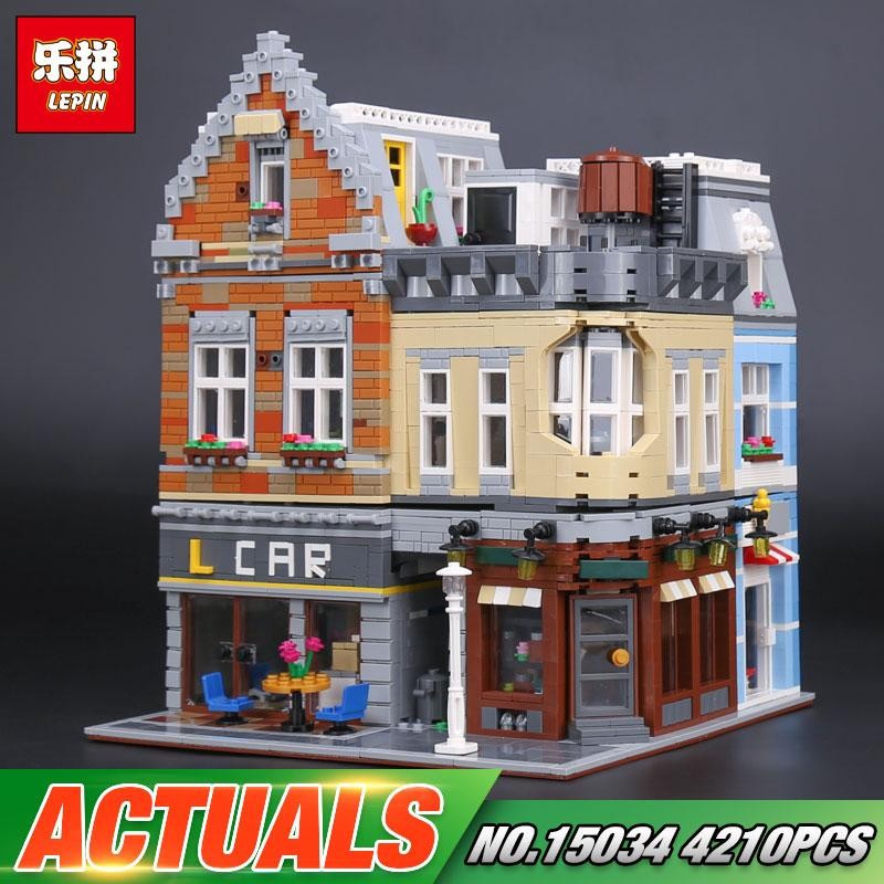 Lepin The New Building City Set