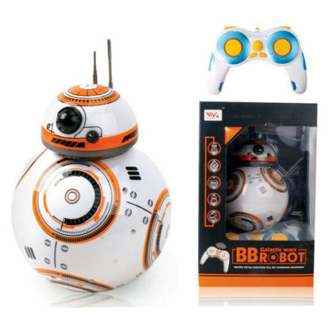 Star Wars Remote Controlled BB Robot