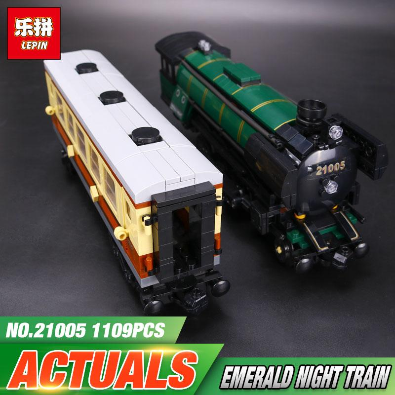 LEPIN the Emerald Night model