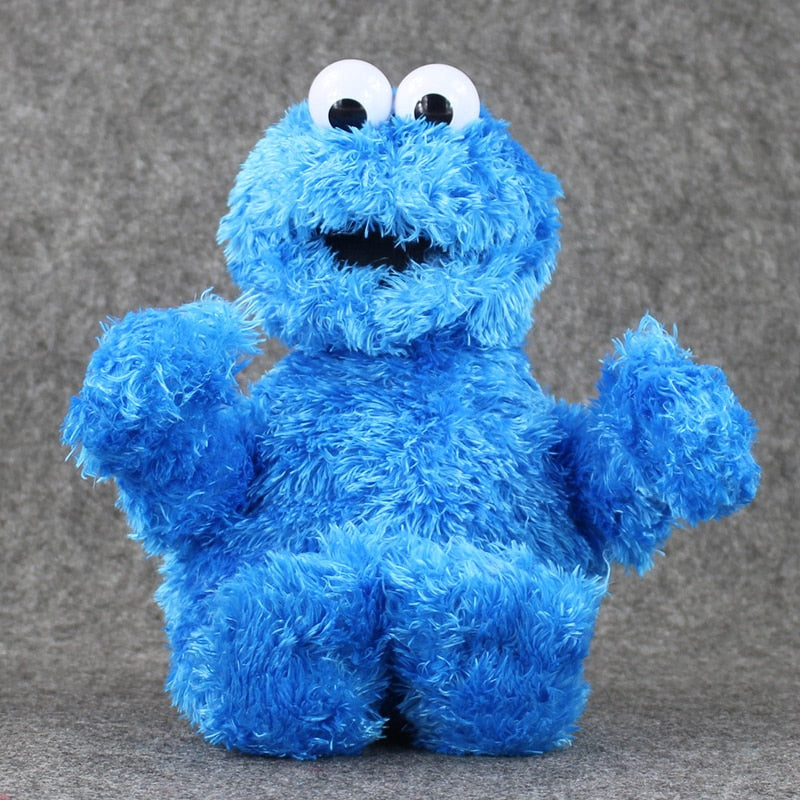 Sesame Street Cookie Monster Plushie