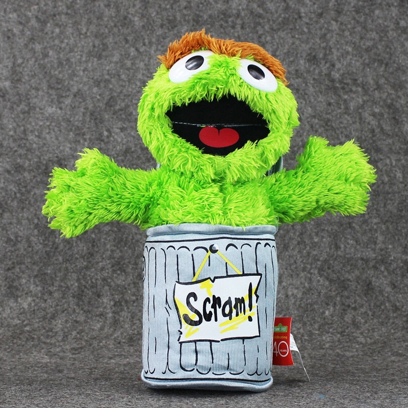 Sesame Street Grouch Plushie
