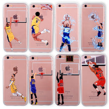 Dope Basketball Phone Cases For iPhone (Choose Player)